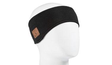 Tenergy Bluetooth Headband - Black fca80482a7e