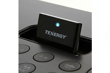tenergy mini bluetooth audio receiver apple dock 30 pin. Black Bedroom Furniture Sets. Home Design Ideas