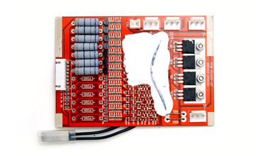 Protection Circuit Module: 25 9V Li-Ion/Polymer (15A Limit